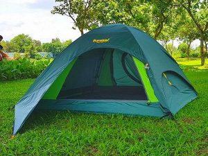 Cho thuê lều cắm trại, túi ngủ, bạt các loại
