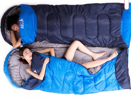 cho thuê túi ngủ