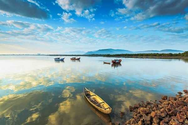Đầm Thị Nại bức tranh sơn thủy hữu tình trong lòng Bình Định