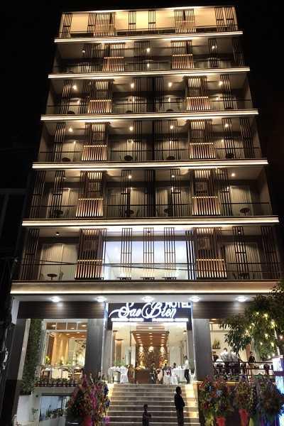 khách sạn sao biển đường xuân diệu quy nhơn