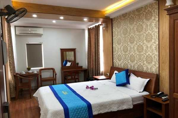 phòng đơn khách sạn hồng diệp quy nhơn