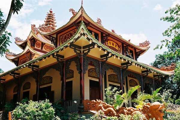 chùa bảo lâm tuy hòa phú yên