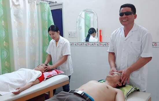 massage người mù quy nhơn