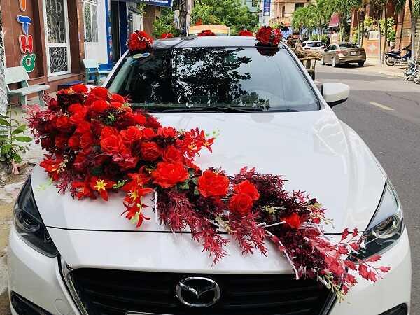 thuê xe hoa giá rẻ quy nhơn
