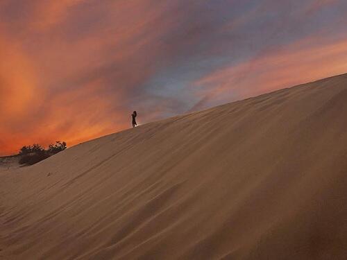 Đồi cát Phương Mai ở đâu Quy Nhơn