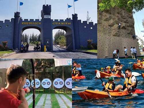 Khu du lịch cửa biển Quy Nhơn