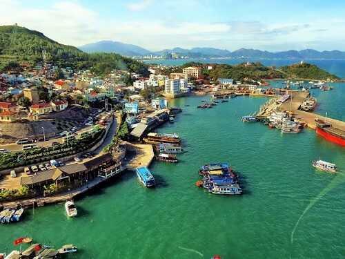 Làng chài Hải Minh Quy Nhơn có gì đẹp