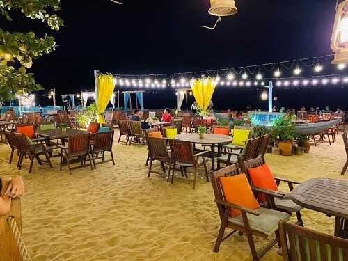 quán surf bar bãi biển quy nhơn